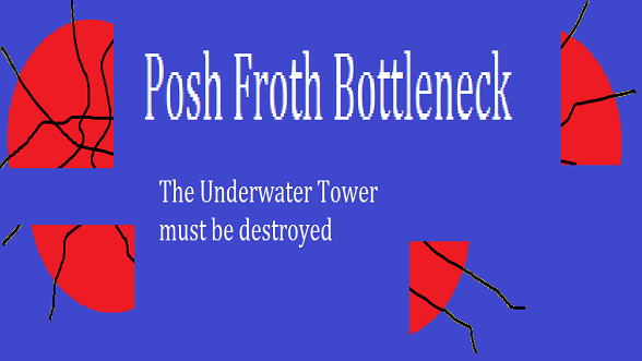 Play Posh Froth Bottleneck
