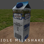 Play Idle Milkshake Revamped!