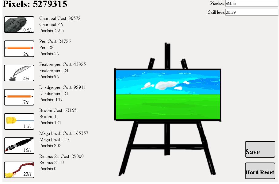 Play Paintcasso