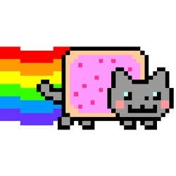 Play Nyan Idle Cat