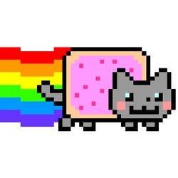 Play Nyan Idle Cat