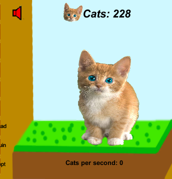 Play Cat Clicker