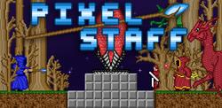 Play Pixel Staff