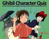 Play Ghibli Character Quiz