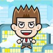 Play Super Sky Climber