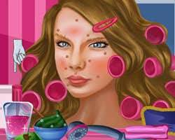 Play Taylor Swift Real Makeover