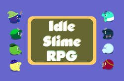 Play Idle Slime RPG
