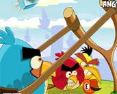 Play Angry Birds Punisher