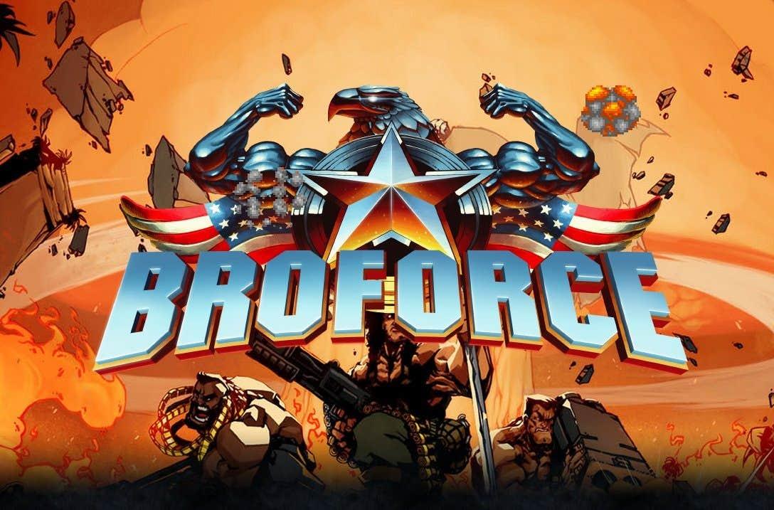 Play BroForce