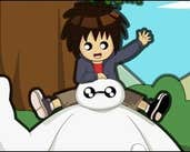Play Big Hero 6 City Adventure