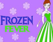Play Princess Anna Coloring Frozen