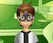Play Ben 10 Eye Doctor