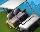 Play Golf Cart City Driving Sim