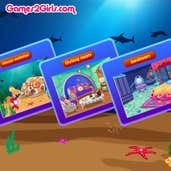 Play Mermaid House Makeover