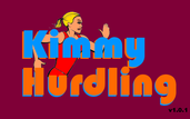 Play Track&Field: Kimmy Hurdling