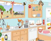 Play Turquoise House Hidden Objects