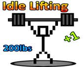 Play Idle Lifting