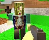 Play Pixel Block Survive Wars