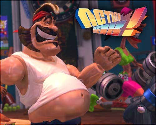 Play Action Henk Demo