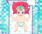 Play Baby Elsa Care