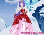 Play Ice Princess Wedding Dress