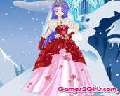 Play Ice Princess Wedding Dress