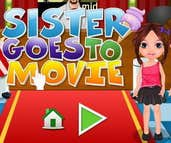 Play Sister Goes to Movie
