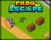 Play Frog Escape-WebGL