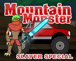 Play Mountain Monster Slayer Special