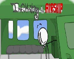 Play Infiltrating the Airship
