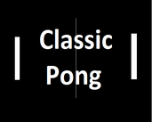 Play Classic Pong