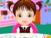Play Poppy First Day in Kindergarden