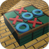 Play Tic Tac Toe 3D