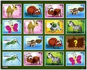Play Animal Memory Deluxe