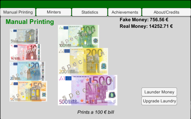 Play Idle Counterfeiter