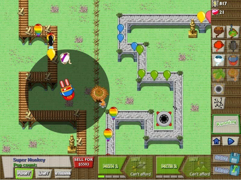 Play Monkey Revenge beta