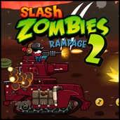Play Slash Zombies Rampage 2