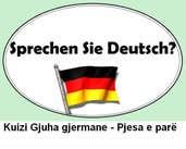 Play Kuizi Gjuha gjermane - Pjesa e parë