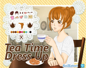 Play Tea Time Dress Up