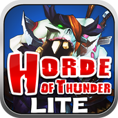 Play Horde of Thunder TD Lite