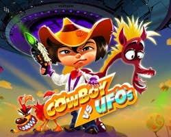 Play Cowboy vs UFOs