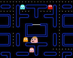 Play Clarence Pac Man