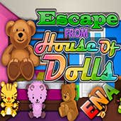 Play Escape From House Of Dolls