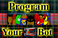 Play Program Your Bot
