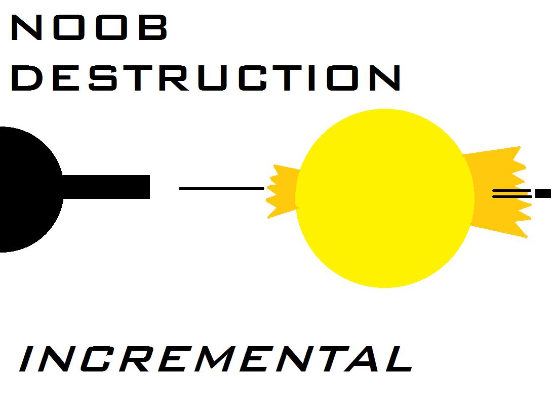 Play Noob Destruction Incremental