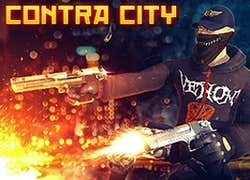 Play Contra City