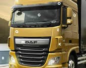 Play DAF Truck Hidden Letters