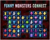 Play Funny Monsters Connect