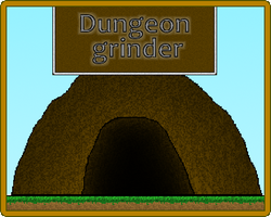 Play Dungeon grinder