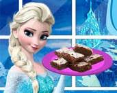 Play Elsa Chocolate Nut Brownies